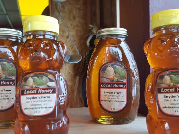 Snyder's Farm Roadside Stand - Honey