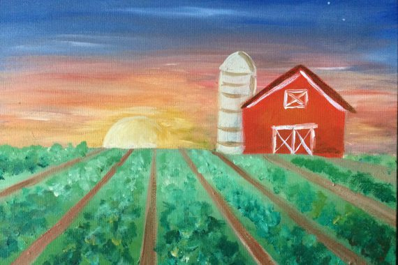 Snyder's Farm: Pick n Paint Event