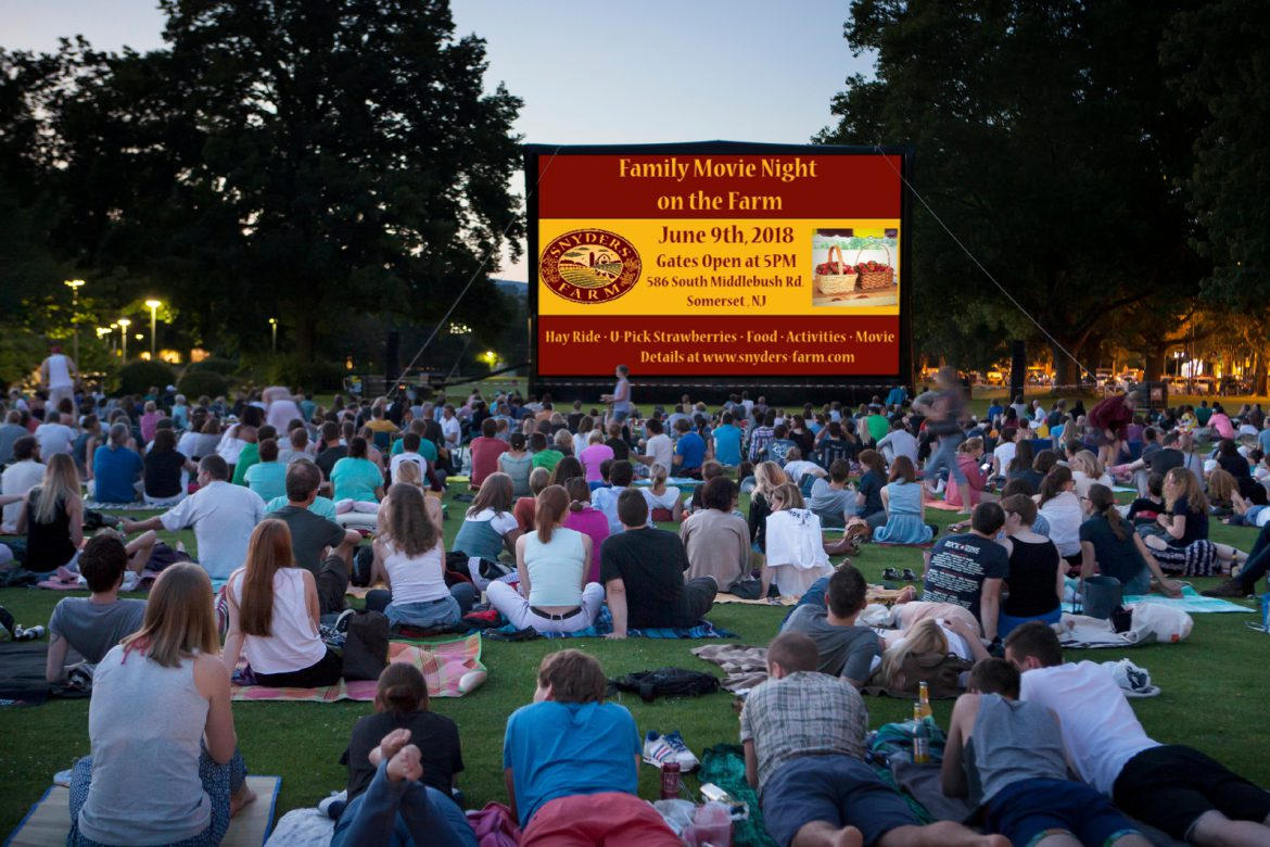 Family Movie Night Postponed To June 9th